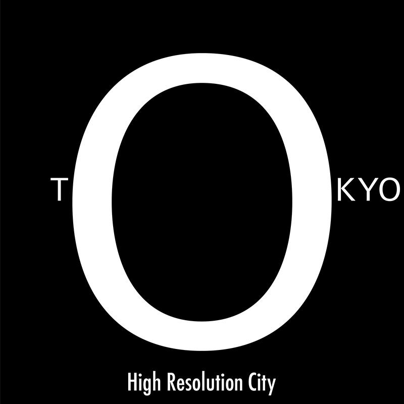 Tokyo = High Resolution City